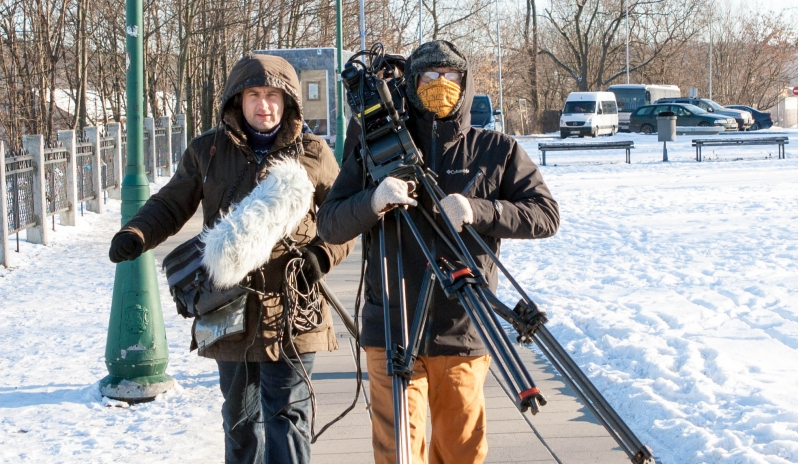 Devintoji filmavimo diena