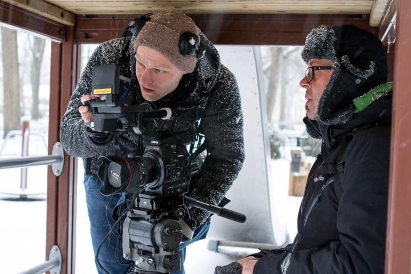 Šeštoji filmavimo diena