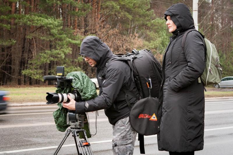 Penktoji filmavimo diena