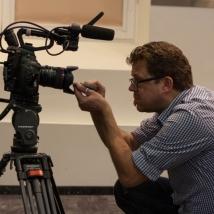 Pirmoji filmavimo diena