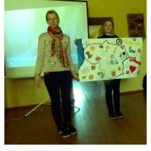 Širvintų rajono Gelvonų vidurinė mokykla (mokytojos Sondros Bartulienės nuotrauka)