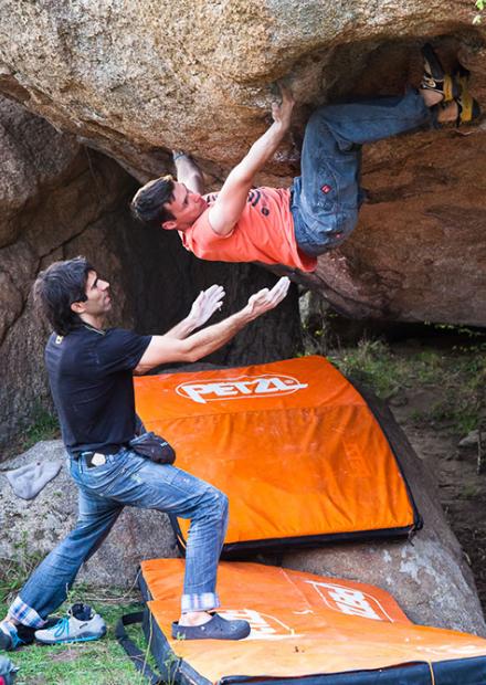 Jolantos alpinistai